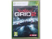 Racing Game for XBOX 360. Grid 2: Race Day edition.