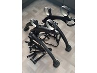 Saris Bones 2 Bike Cycle Transport Rack - Black. As New Condition.