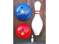 Giant 10-Pin bowling skittle