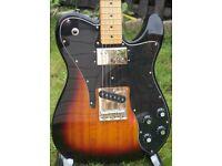 Squier Classic Vibe 70s Telecaster Custom Guitar