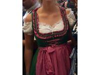 Dirndl Oktoberfest size 40