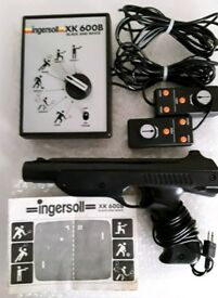 Ingersoll vintage retro 70's video game.