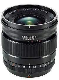 Fujifilm FUJINON XF 16 mm F 1.4