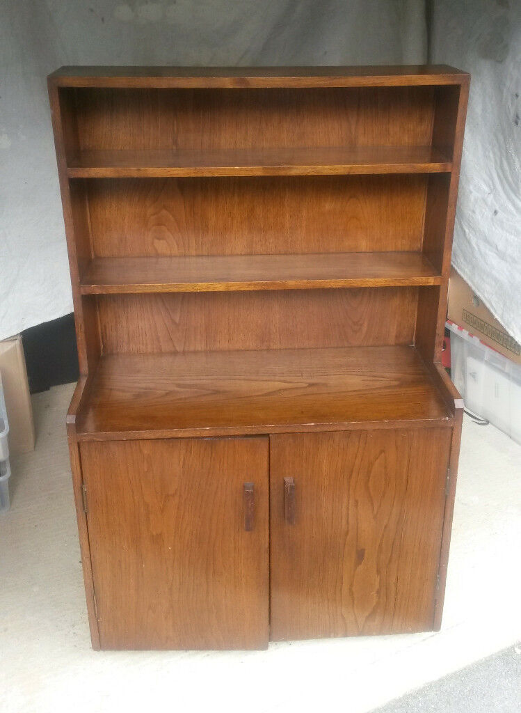 Really Useful small cupboard and shelves unit