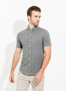 Kit and Ace Gret Button up Fitted Polo