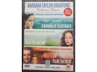 Barbara Taylor Bradford Dvd Boxset