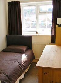 Single room in a 3 bed house - Guildford GU2