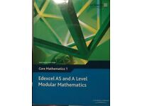 Edexcel AS and A Level Modular Core Mathematics Bundle with CD's & Physics TextBook