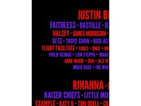 V festival ticket for sale