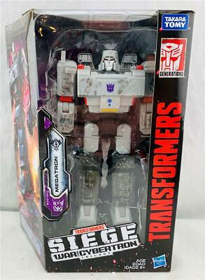 Transformers Siege Voyager Class Megatron MISB Sealed