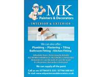 MK PAINTERS AND DECORATORS