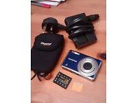Olympus FE-5020 12MP Digital Camera