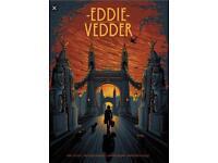 Eddie Vedder Hammersmith night 2 poster