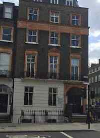 RUSSLE SQUARE Office Space To Let - WC1 Flexible Terms | 2- 52 People