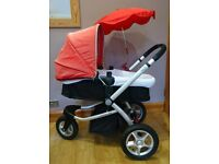 Complete Mothercare My3 Travel System