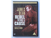 Rebel Without a Cause 2 DISC SPECIAL EDTION DVD (2005) James Dean, Nathalie Wood