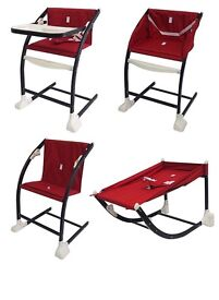 Bebe Style 4-in-1 MeGrow Highchair. Brand new high chair
