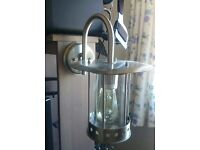 Outdoor Retro Lamps x 2