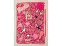 Handmade Barbie IPad mini 3 pink case