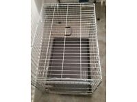Large dog crate, hardly been used