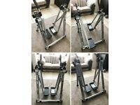 Gravity Strider V Fit Walker Fitness Exercise Toner System - Only £50 (was £134.99 purchased online)