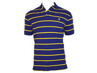 Polo Ralph Lauren Mens Striped Tee Top T-shirt Polo sp8