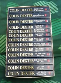 Inspector Morse Book Collection