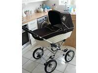 Silvercross elegance pram/pushchair