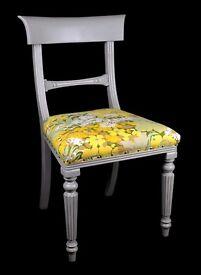 Vintage Chair - refurbished