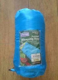 Kingfisher junior sleeping bag
