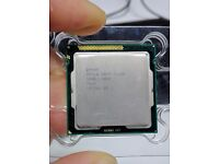 Intel Core i5-2300 / SR00D / 2,80GHz / MALAY. 2 cores working reliably.