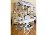 Vintage Candy Cart Hire - For your Wedding, Party or Event - Hampshire, Dorset and West Sussex