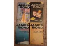 James Bond Collectors Books