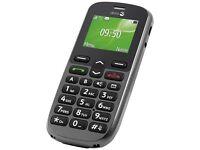 Doro PhoneEasy 508 SIM-Free Mobile Phone by Doro - price includes UK p&p