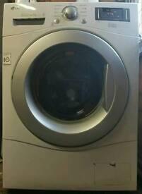 Lg directdrive 7kg washer delivered & installed
