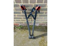 Tow bar cycle carrier for bikes Paddy Hopkirk