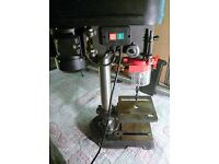 STANDING UPRIGHT DRILL