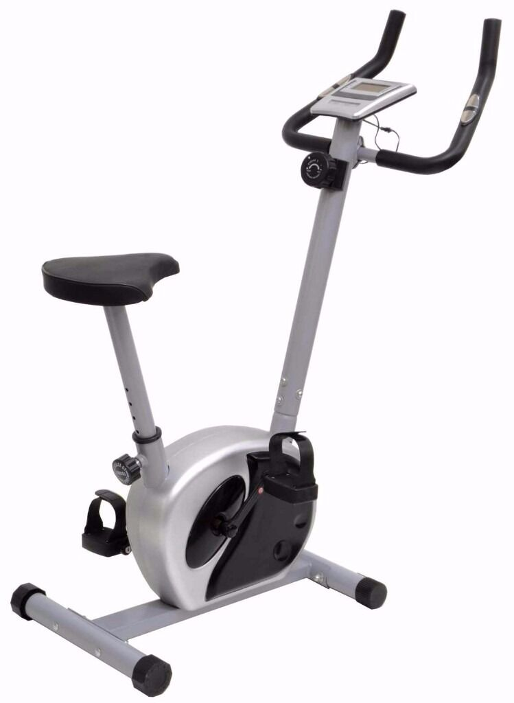 Exercise Bike Magnetic fitness Bike. Ex Demoin Appleton, CheshireGumtree - Exercise Bike Magnetic fitness Bike. Ex Demo Price is for cash with Collection PLEASE NOTE These bikes are Ex Demo There is some very slight damage to the casing. Sample assembled in the showroom to view and try. Limited stock at this price LCD...