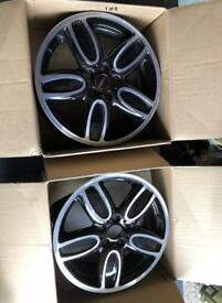 Mini f56 jcw wheels 18inch