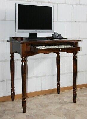 Schreibtisch Nussbaum Massiv Jetzt Günstig Online Kaufen
