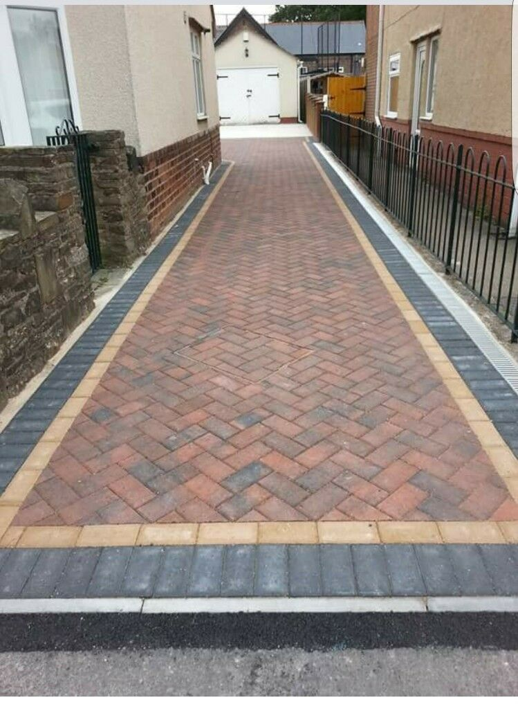Flagging Fencing Turfing Blockpaving Driveways Decking Walls Trees Indian  Stone Garden Services