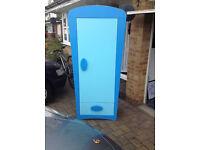 Mammut blue wardrobe - very good condition