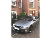 BMW 318i M Sport coupe, 2011, low mileage 89000, mot for 6 months & taxed, full service history