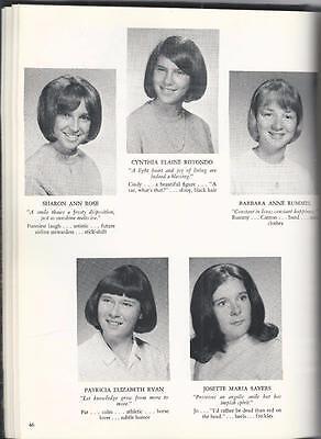1967 Simsbury High School Yearbook  Simsbury   Connecticut