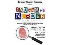 AmDram Is Murder