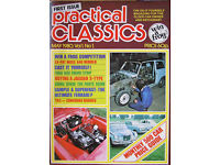 """Practical Classics"" magazine 1980-2009, including Volume 1, Issue 1"