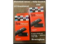 firestick and extras