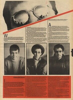 2/4/83PN24/25/26 ARTICLE WITH PICTURES: MADNESS THE RETURN 0F THE MAD 7