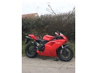 Ducati 1198.. Full service and Belt change 20miles ago
