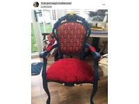 Harry potter french chair